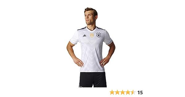 Amazon.com : adidas Mens Soccer Men's Germany Home Jersey : Sports ...