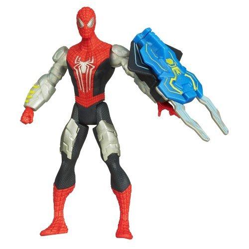 Marvel Amazing Spider-Man 2 Spider Strike Slash Gauntlet Spider-Man Figure 3.75 Inches by Spider-Man