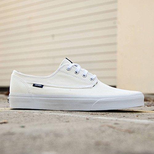 Vans Men Brigata - Deck Club (White/True White) ()