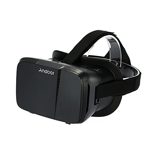 "TOOGOO(R) Portable 3D VR Glasses Virtual Reality VR Head Mount With Headband VR For All 3.5""~6.0"" Smartphone For iPhone 6 6Plus Samsung S6 S5 Note 4 3 HTC LG"