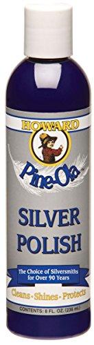 Howard SP0008 Pine-Ola Silver Polish, - Las Olas Stores