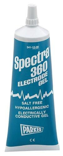 Parker W60698L Spectra Electrode Gel, 80.5-Ounce, 12CT by Parker