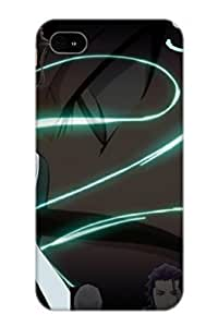 Graceyou DWCLXn-4353-XTiXx Protective Case For Iphone 4/4s(Anime Bleach) - Nice Gift For Lovers