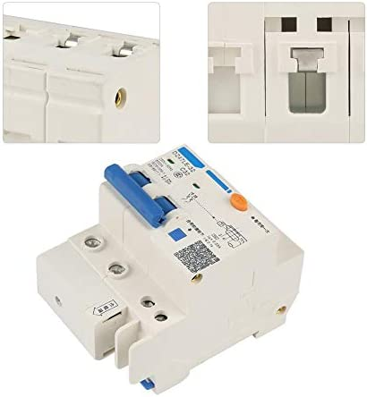 残留電流遮断器DZ47LE-32 2P + N C32 RCCB残留電流遮断器230V 32A 30mA