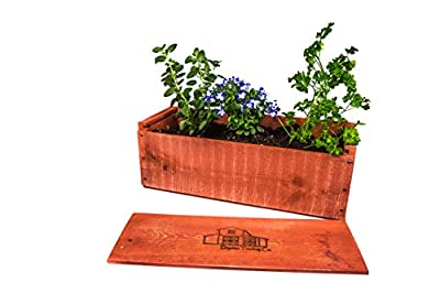 Dryden Trading Co Indoor Garden Planter Box