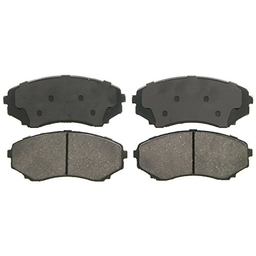 Wagner QuickStop ZD1038 Ceramic Disc Pad Set, Front