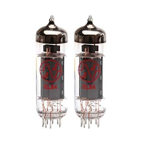 JJ Electronic EL84 6BQ5 Power Vacuum Tube MATCHED PAIR Electric Guitar Amplifier