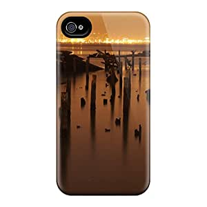 DeannaTodd Snap On Hard Cases Covers Distant Lights Protector For Iphone 6
