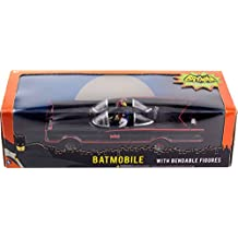 1966 Batmobile W Batman & Robin Mini Bendable Figs