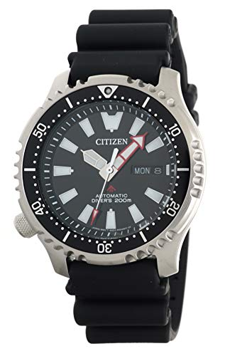 - CITIZEN PROMASTER Fugo Limited Edition Automatic Diver's 200m Black NY0080-12E