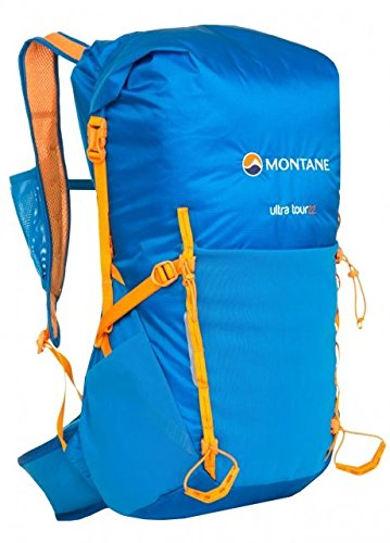 Montane Ultra Tour 22 Litre Backpack - SS17 - Medium/Large - Blue by MONTANE