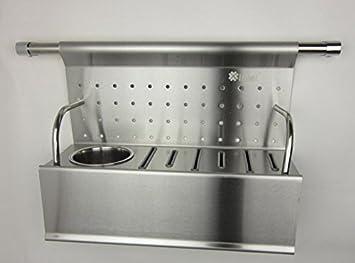 Zhq küche geschützturm monokular einsatz anhänger aus edelstahl