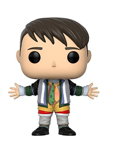 Joey Tribbiani con Ropa Chandler Figura 10 Cm Vinyl Pop Friends Serie 2