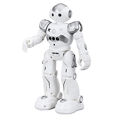 Virhuck R2 Robot 767520339750 Virhuck R2 RC Robot Blue