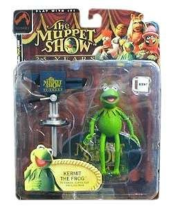 (The Muppets Series 1 Action Figure Kermit The Frog)