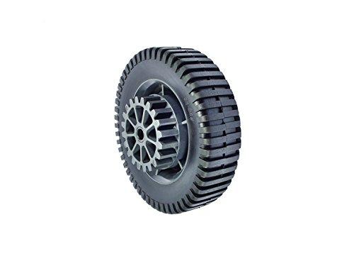 Mr Mower Parts Lawn Mower Wheel for Sears Husqvarna # 532086954, 702236, 86691, 87729