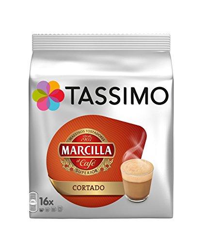 Tassimo Marcilla Cortado Coffee Discs