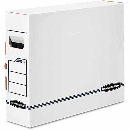 Bankers Box X-Ray Storage Box, Film Jacket Size, 5