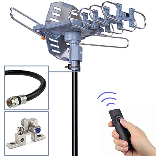 pingbingding Outdoor Digital Amplified HDTV Antenna