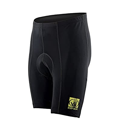 Amazon.com : Body Glove Pro Comfort 8-Panel Cycling Short : Sports & Outdoors