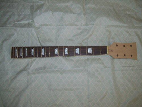 UPC 616043526812, Guitar neck for Les Paul guitar