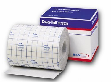 Beiersdorf Cover Roll Stretch Cross Elastic Non Woven Bandage 4