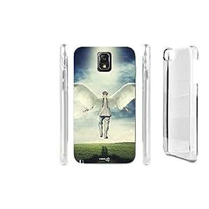 FUNDA CARCASA ANGELO CHE VOLA PARA SAMSUNG GALAXY NOTE 3 N9005