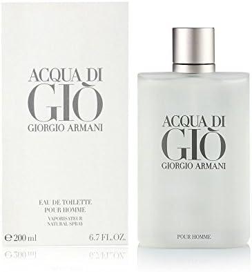 Giorgio Armani Acqua Di Gio Men s 6.7-Ounce EDT Spray