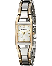 Anne Klein Women's 10-6419SVTT Two-Tone Dress Watch