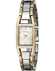 Anne Klein Womens 10-6419SVTT Two-Tone Dress Watch