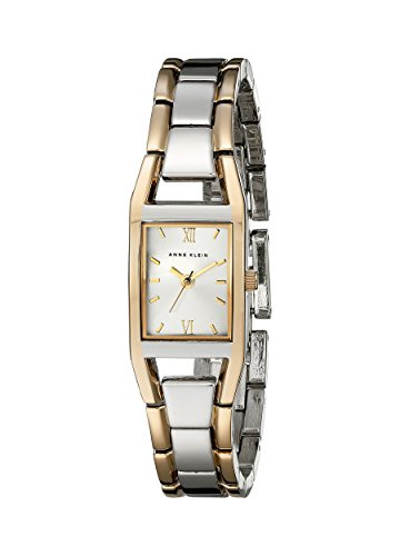Anne Klein Women's 10-6419SVTT Two-Tone Dress Watch ()