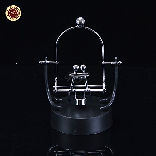 Pansupply Valentines wedding Day gift idea swing motion balancing instrument room decoration Best Christmas Gift Received
