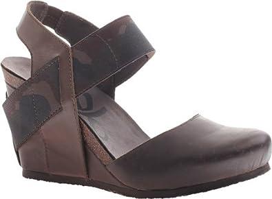 d7891c0cb65 OTBT Rexburg Wedge Strap Sandal Pump Shoe - Mint - Womens - 6.5