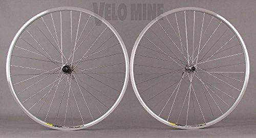 - Shimano 105 Hubs Mavic Open Pro 36 Hole Wheelset Wheels Road Bike 8 9 10 11 SPD.