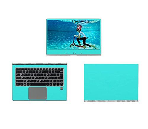 Mint Green skin decal wrap skin Case for Lenovo yoga 910 14 Touch Laptop