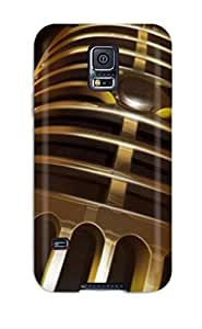 Durable Defender For CaseGalaxy S5 Hard Cover(microphones)
