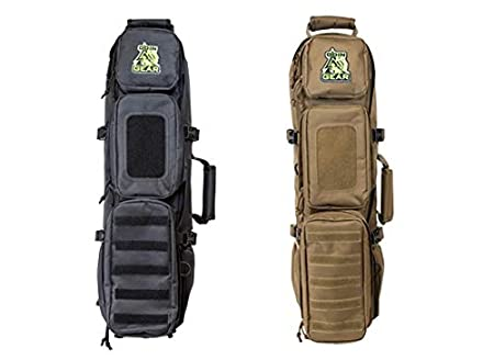 51d658a10624 Amazon.com : Odin Works - Gear Ready Bag - Black & Coyote Brown (Black) :  Sports & Outdoors