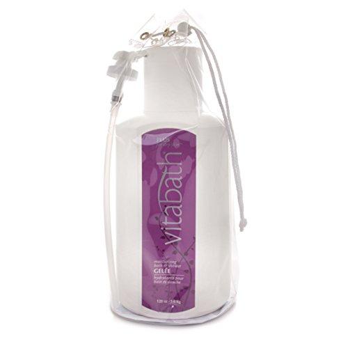 Vita Bath Moisturizing Bar Soap - Vitabath Plus for Dry Skin Gallon Gel, 9.45 Pound