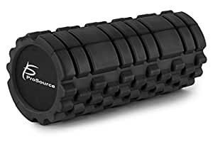 ProSource Discounts Ultra Deluxe Revolutionary Sports Medicine Roller, Black