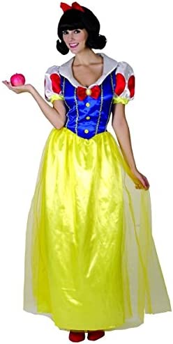 Disfraz princesa Blancanieves mujer - S: Amazon.es: Juguetes y juegos