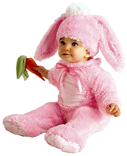 Carrot Halloween Costume For Baby (Rubie's Costume Baby Precious Wabbit, Pink, 12-18 Months)