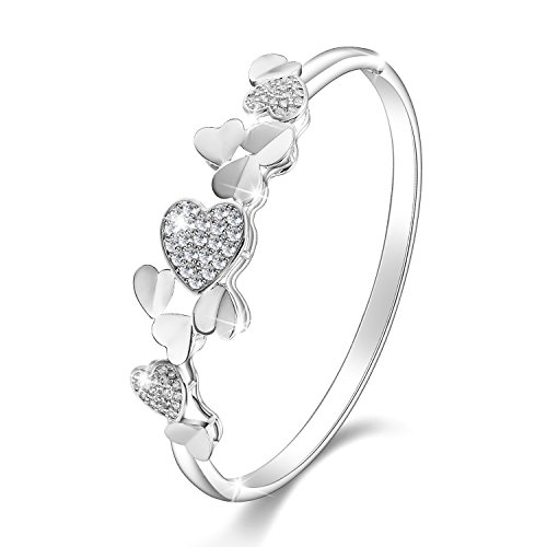 Menton Eizl 18K White Gold Plated