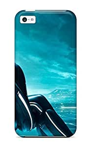 TYH - Forever Collectibles Tron Legacy Tripple Monitor Hard Snap-on Iphone 6 plus 5.5 Case ending phone case
