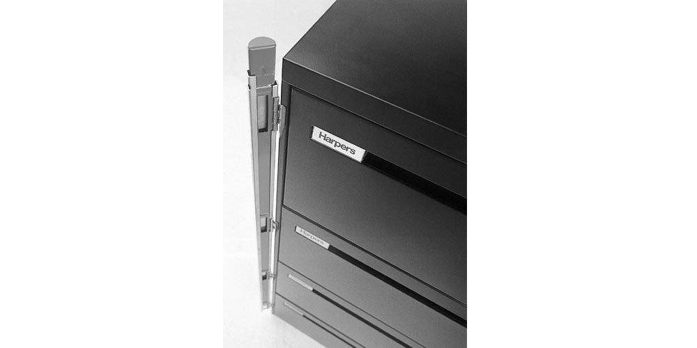 ファイルキャビネットロックバー 2-Drawer B01K81E5IS 2-Drawer