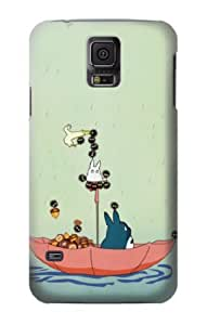 S1062 My Neighbor Totoro Case Cover For Samsung Galaxy S5 Kimberly Kurzendoerfer
