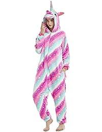 5962077ac3 Unisex Adult Pajamas Christmas Costume Snorlax One Piece Pajamas Stitch  Onesies Cosplay