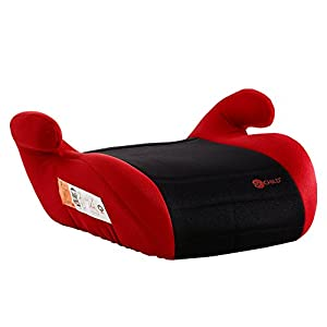 My Child Group 3 Button Booster Seat Red