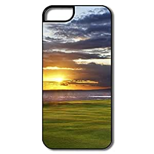 Amazing Design Worneth Low Golf Course IPhone 5/5s Case For Him