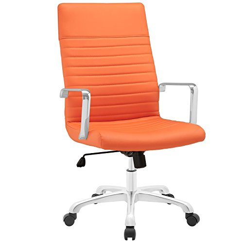 Modway Finesse Highback Office Orange product image