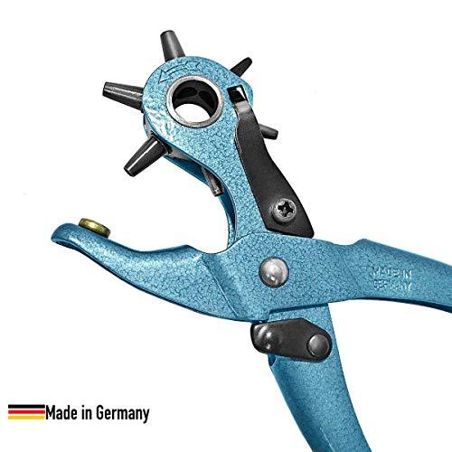 Cinturones 5 Para 5 45 Puntas 3 S Alicate Germany 4 3 De In Mm Y Made Cuero – Sacabocados 6 Con Intercambiables amp;r 2 2 wtUIUgq1